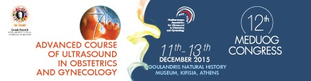 7th Advanced Course of Ultrasound in Obstetrics & Gynecology & 12th MEDUOG Congress