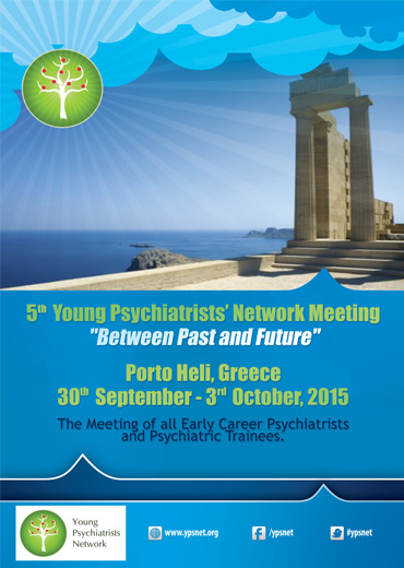 5th Young Psychiatrists' Network Meeting