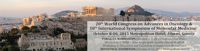 20th World Congress on Advances in Oncology and 18th International Symposium of Molecular Medicine