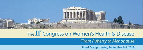 The 11th Congress on Women's Health and Disease