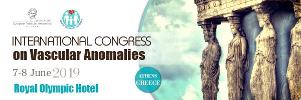 International Congress in Vascular Anomalies 2019