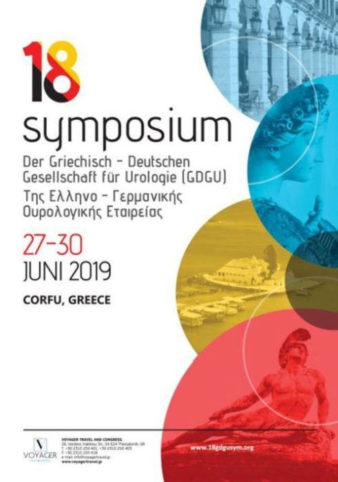 18th Symposium of the Greek-German Society of Urology